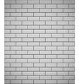 brick wall 01 vector image vector image
