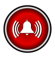 Ringing bell vector image