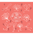 ribbons for decoration vector image