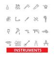 instrumentsequipment appliance gadget gear vector image