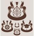 Trophy Education Science vector image