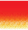 Blank abstract red background for your desi vector image