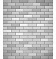 brick wall 02 vector image vector image
