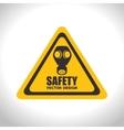 security industrial design vector image