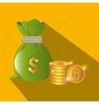 money icon design vector image