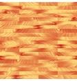 Seamless wood plank vector image