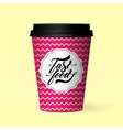 fastfood logo design concept vector image