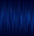 abstract blue and vertical lines background vector image vector image