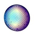 A disco vector image