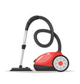a vacuum cleaner vector image