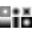 Pop Art Decorative Elements vector image