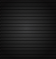 black background fabric grid fabric texture vector image