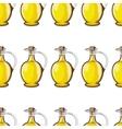 bottle of olive oil vector image