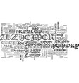 what exactly is alzheimer text word cloud concept vector image