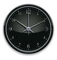 Black watch vector image