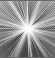 light flare special effect abstract image of vector image