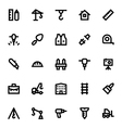 Construction Icons 3 vector image