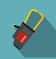 welding equipment icon flat style vector image