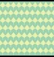 creative retro abstract tree design pattern vector image