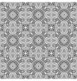 decorative modern geometric seamless pattern vector image vector image