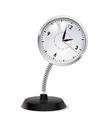 Clock souvenir vector image
