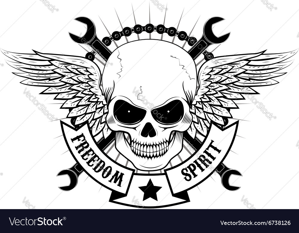 Freedom spirit vector