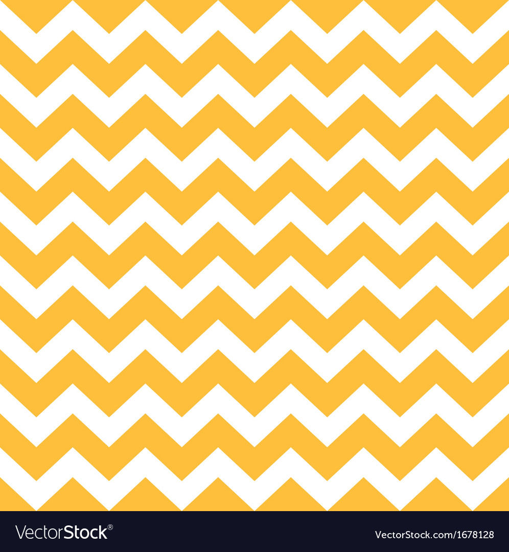 Thanksgiving chevron pattern  yellow and white vector