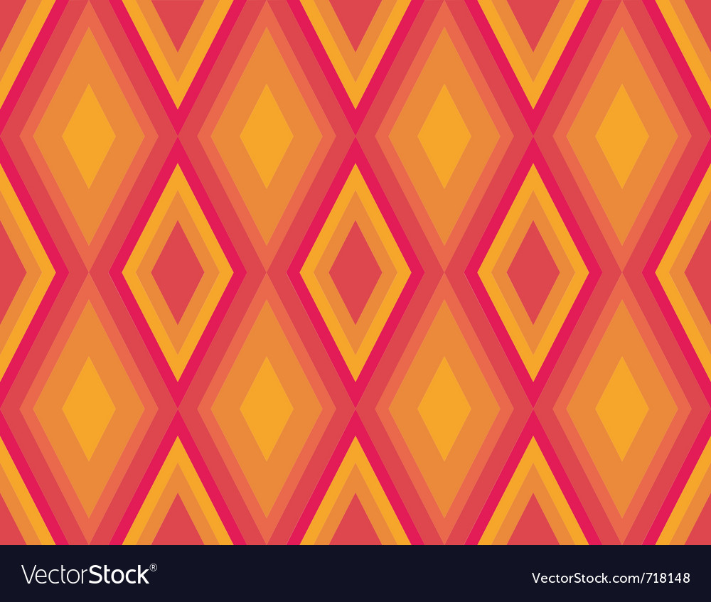 African ethnic pattern vector
