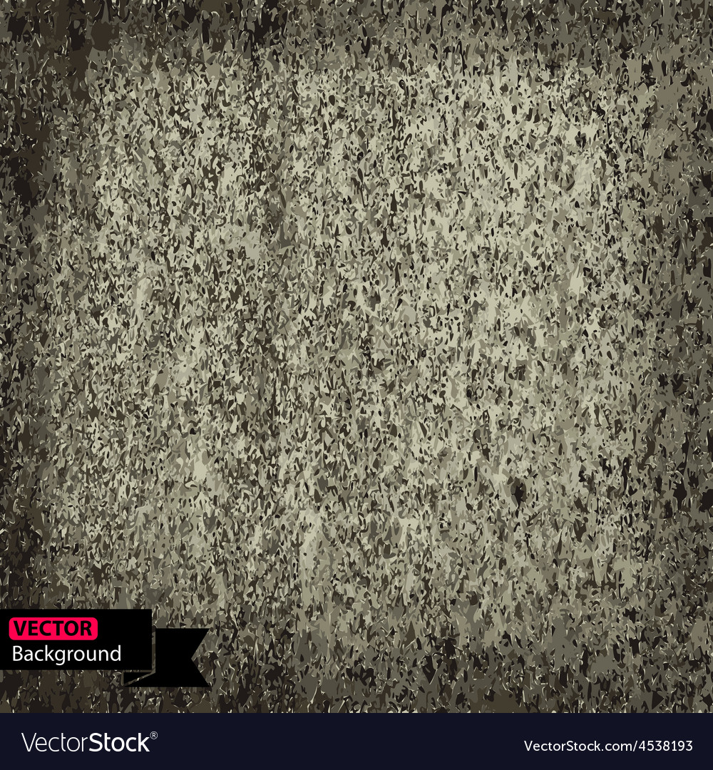Dirty rusty grunge texture vector