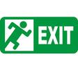 Exit vector image