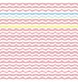 Chevron pink zig zag tile pattern wallpaper vector image