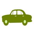 Car cartoon4 vector image vector image