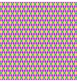 cartoon seamless Mardi Gras vector image