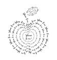 Rosh Hashanah Shana Tova vector image