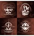 Tattoo Studio Compositions vector image