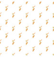 Hand giving money pattern vector image