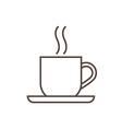 Cofee Cup Icon vector image