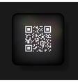 Quick Response Code vector image