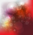 Abstract bokeh blur background vector image