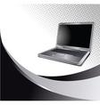 laptop2 vector image