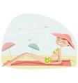 summer fun vector image