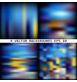 impressionism backdrops vector image