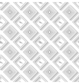 pattern graphic shadow vector image