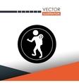 human activity design vector image