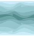 pattern of the waves vector image