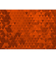 Polygonal tiles background template vector image
