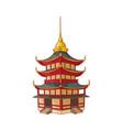 traditional japanese chinese asian pagoda