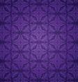 purple damask pattern 3008 vector image vector image