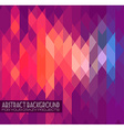Abstract club flyer template Abstract background vector image