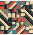 geometric ornament vector image vector image